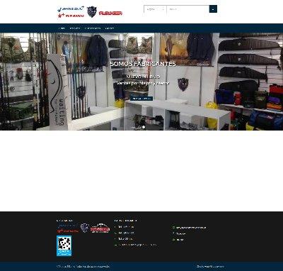 Sitio web www.nuevomileniosrl.com